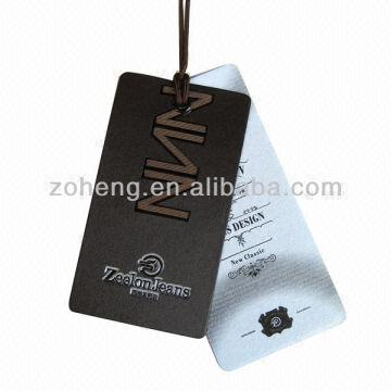 Composed string paper hang tag label | Global Sources