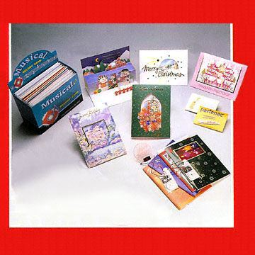 Melody greeting cards available in different languages global sources melody greeting cards taiwan melody greeting cards m4hsunfo
