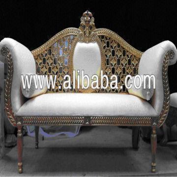 Gold Wedding Sofa India Gold Wedding Sofa