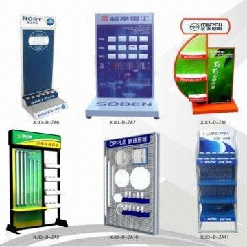 Display Equipment For Lighting Products Electrical Display Stand Awesome Product Displays Stands