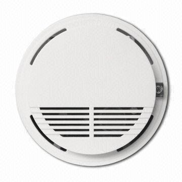 Standalone Smoke Detector 9v Battery Operated Optical Smoke