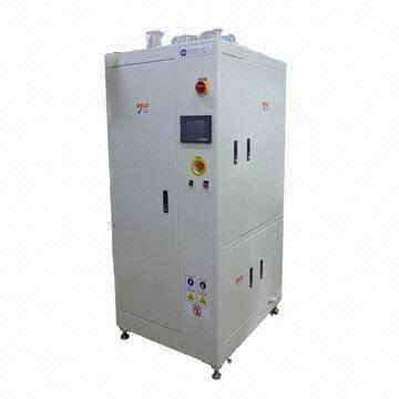 Burn-wet Scrubber with Relatively Lower Operation Cost