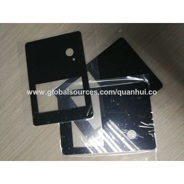 China Plastic panel, faceplate and cover
