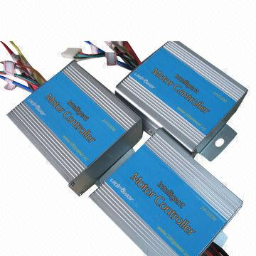 48V/350W Brushless DC Motor Speed Controller with Current