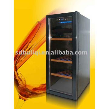 ... China PVC Door Series   80L Glass Door Mini Bar Fridge