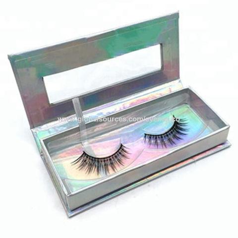 5b19d7054e8 China 3D Mink Eyelashes Packaging Boxes Wholesale Manufacturer Customized  Eyelash Packaging Box ...