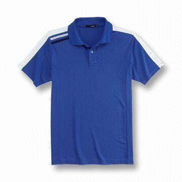 11d187065492 Fashionable Men s Embroidered Polo Shirt
