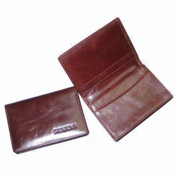 Genuine leather business card box global sources genuine leather business card box china genuine leather business card box reheart Image collections