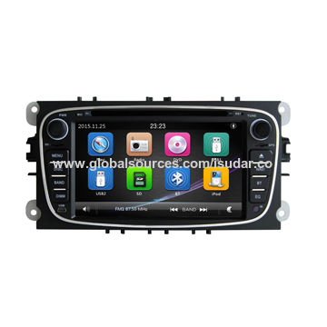 Car DVD Player for Ford/Mondeo/S-Max/Connect,Wi-Fi,3G,1080p Video ...
