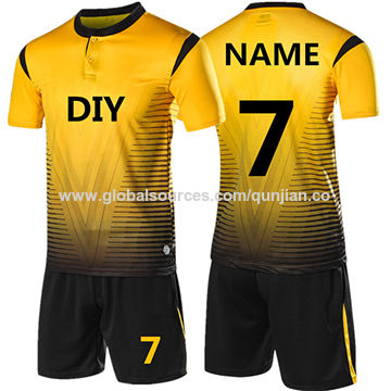 490aa5c50 China New Kids Adult Soccer Jersey Set survetement Football Kit Men child  Futbol Training Uniforms De ...