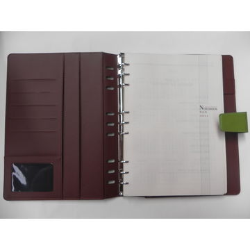 China Good Quality, PU Leather Organizer,OEM Orders are Highly Welcome