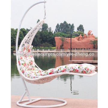 ... China Mermaid Basket Seat Hanging Cum Swing Chair ...