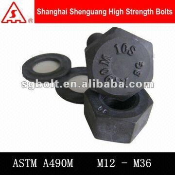 Astm A490 High Strength Bolt | Global Sources