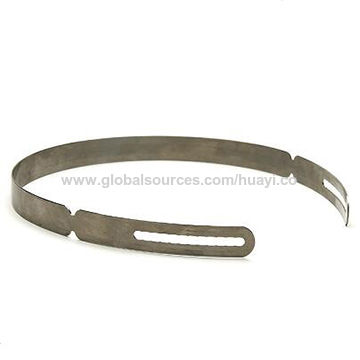 China Customized flexible spring strip leaf spring for