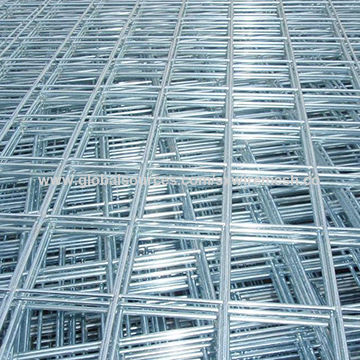Welded Wire Mesh Panels | China Welded Wire Mesh Panel With Smooth And Trim Surface Used In