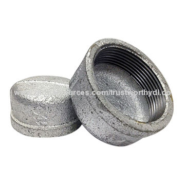 China Malleable Casting Black/Galvanized Iron Pipe Fitting