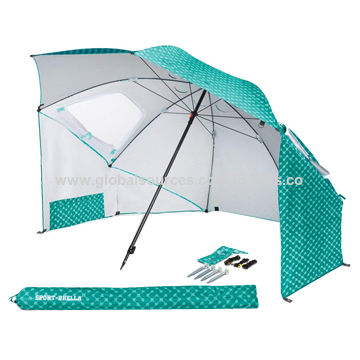 China Fullsun Parasol Portable All Weather And Sun Umbrella 8 Foot Canopy Tent