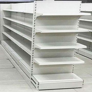 china commercial customize supermarket gondola shelf display shelves rh globalsources com shelves for hardware stores wooden shelves for stores