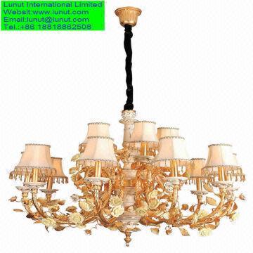Metal Lamp Copper European