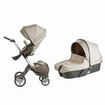 Stokke Xplory/Stokke/Baby Stroller, Made of Aluminum and Different ...
