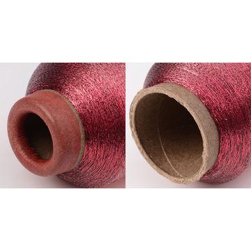 China MX Type Sparkle Embroidery Thread Metallic Yarn