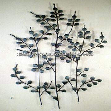 Tree Metal Wall Art Decor Cheap Garden Decoration | Global Sources