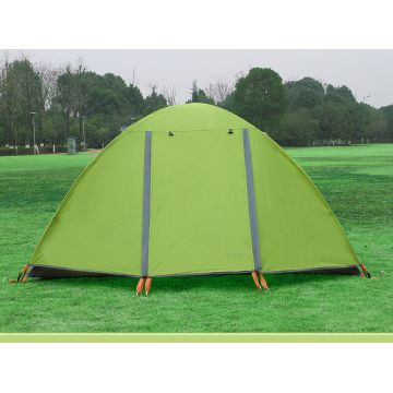 China 2 person double door/layer aluminum pole tent c&ing/dome tent for outdoors  sc 1 st  Global Sources & 2 person double door/layer aluminum pole tent camping/dome tent for ...