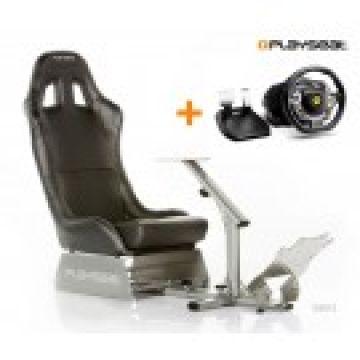 Playseat Evolution Black Thrustmaster Tx Racing Wheel