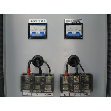 Medium frequency AC 115V 400Hz power supply, low distortion, for