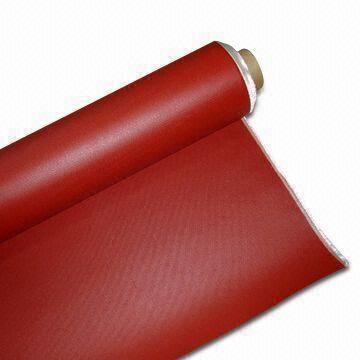 7249376b6dc8 China Silicone Rubber-coated Fiberglass Cloth