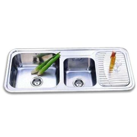 Hong kong sar dual bowl single drain kitchen sink measuring 1160 x kitchen sink hong kong sar kitchen sink workwithnaturefo