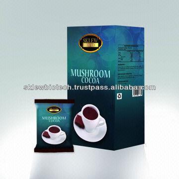Mushroom Cocoa - Private label/Contract Manufacturing