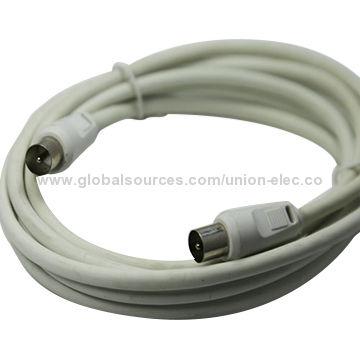 China 3C2V TV antenna cables from Changzhou Wholesaler: Changzhou ...