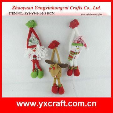 Christmas Doorknob Hanger Zy14y443 1 2 3 38cm Global Sources
