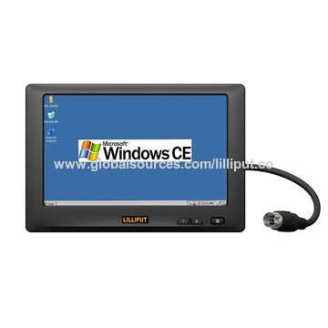 "7"" Mobile Data Terminal with Windows CE7.0 & Linux Debian 8.0 for car GPS, GPS Navigator"