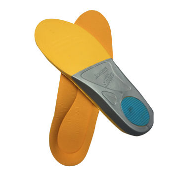 d391c0808 China Foam insoles, closed-cell polyurethane provide superior cushioning, memory  foam fits feet ...