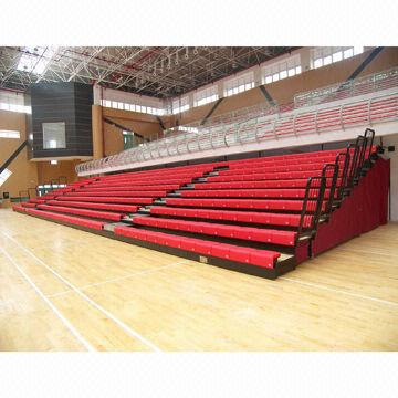 Brilliant Telescopic Grandstand Seating System Folding Bleacher Bench Gmtry Best Dining Table And Chair Ideas Images Gmtryco