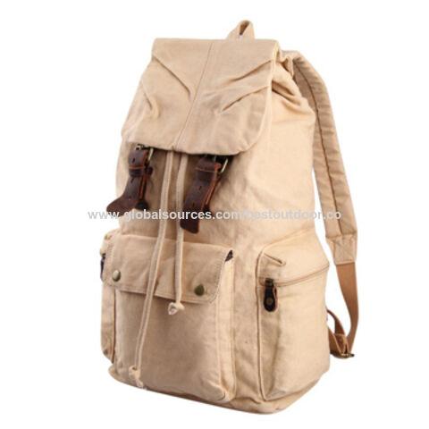 71d4efb10ffe Men s Backpack Vintage Canvas Backpack China Men s Backpack Vintage Canvas  Backpack