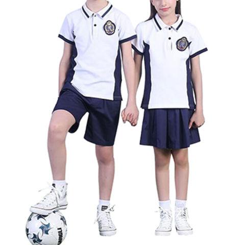 4def47e4 China 100% Cotton Unisex Polo Shirt for School Embroidered School Uniform  Polo ...