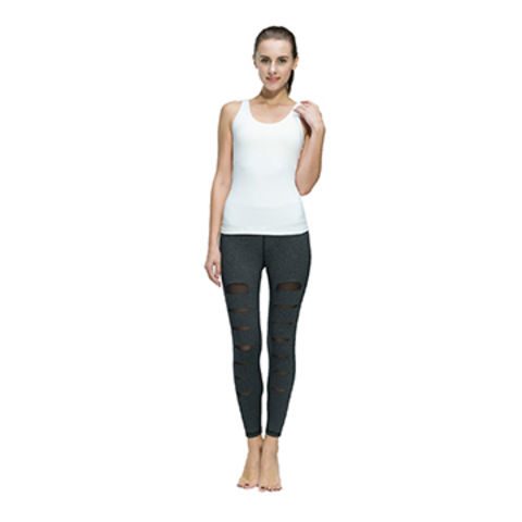 classcic various design get cheap China Girls' Yoga Wear, Gym, Ladies' Yoga Pants, Breathable ...