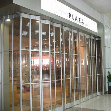 Roller Shutter Door China Roller Shutter Door & Transparent Polycarbonate Roller Shutter Door Anti-UV Rays Heat ...