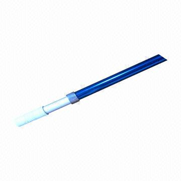 Automatic Telescopic Pole, Pool Accessory, Easy to Lock and