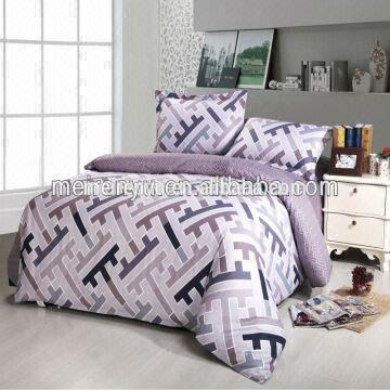 China Custom Printed Bed Sheets 1 Latest Design 2 Plenty Of Designs In