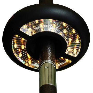 Umbrella Pole Light Camping Outdoor Lighting Battery Operated Garden Umbrella Led Lights Global Sources