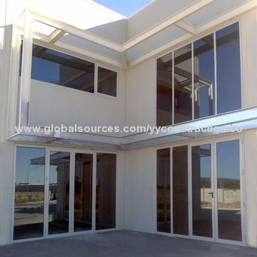 Interior Bifold Glass Door Double Glazed For Residential And