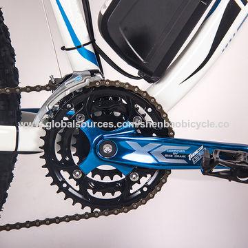 Snow Sand Mud Beach Cruiser 1000W Sports Electric Bicycle