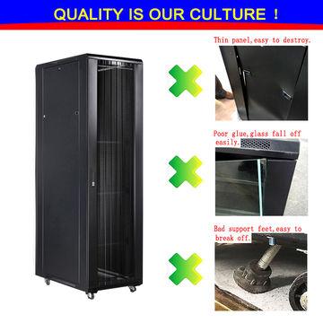 Industrial server rack cabinets