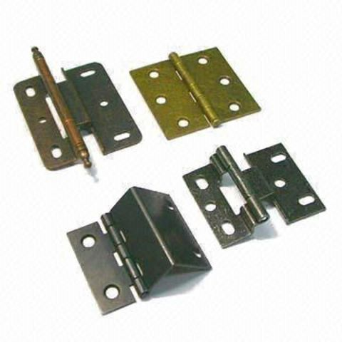 Steel Cabinet Hinges, Available in Different Types on Global Sources