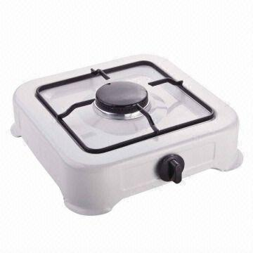 ... China Portable Single Burner European Gas Stove Outdoor
