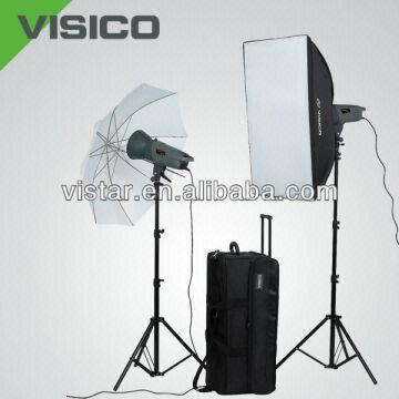 outdoor photography lighting equipment with compact structure photo